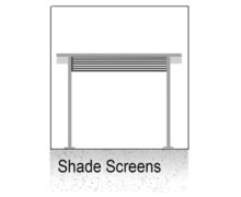 shade screens