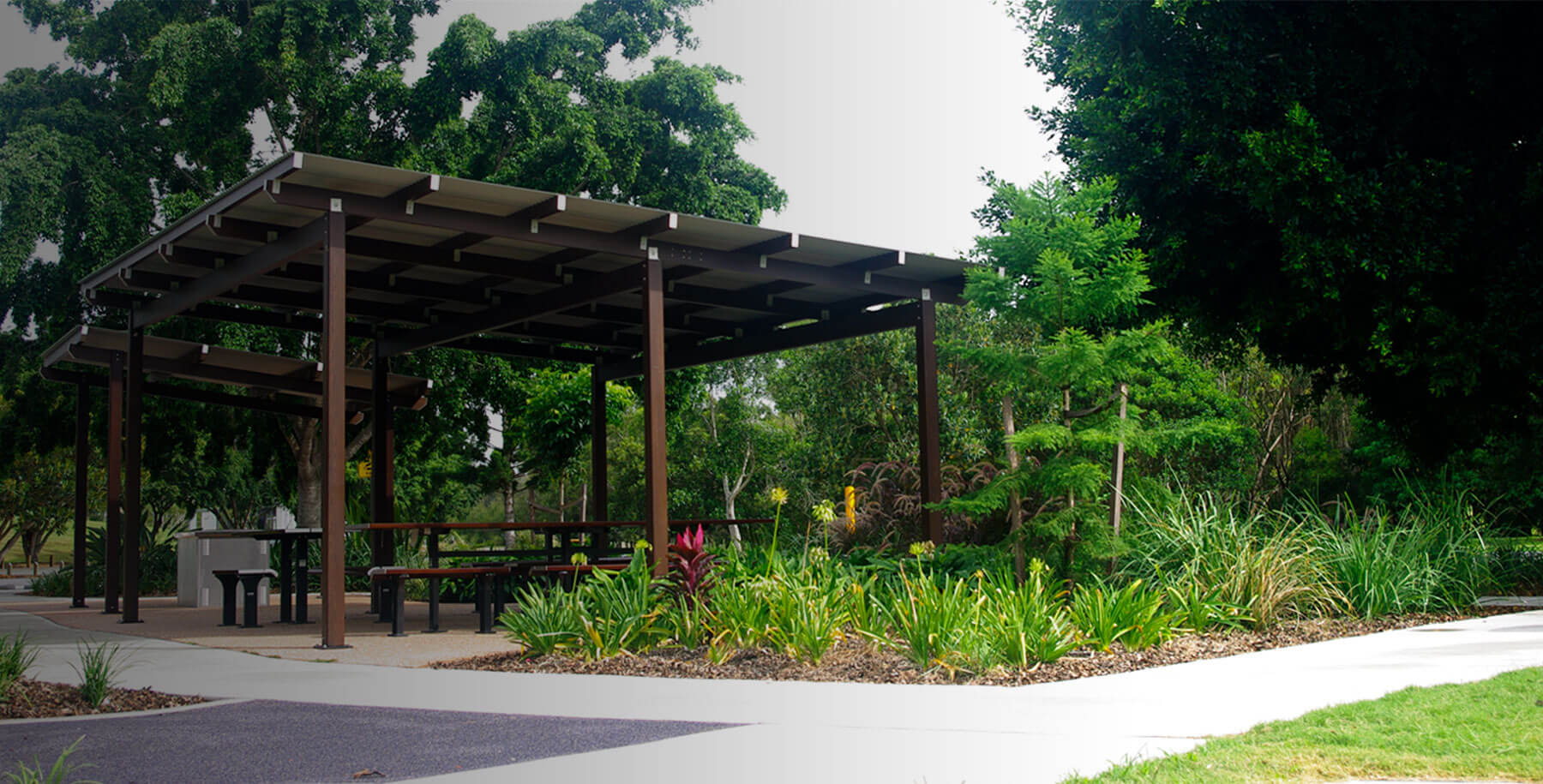 Shelters- Gossi Park and Street Furniture