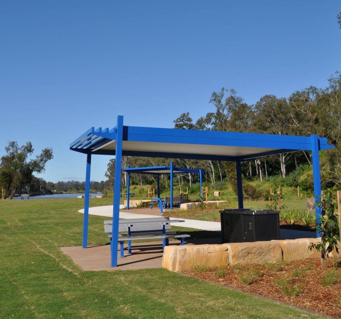 Contemporary Picnic Shelter Google Search: Gossi Park & Street Furniture