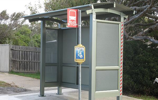 Parkland Bus Shelter Gossi Park Amp Street Furniture