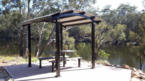 Parkland Park Shelter Gossi Park Amp Street Furniture
