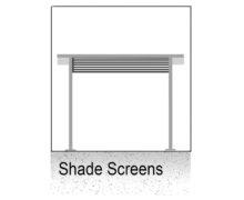 shade screens